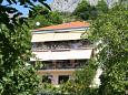 Property Omiš (Omiš) - Accommodation 771 - Apartments near sea with pebble beach.