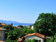Terrace - view - Apartment A-7728-a - Apartments Oprič (Opatija) - 7728