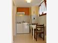 Kitchen - Studio flat AS-7728-b - Apartments Oprić (Opatija) - 7728