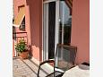 Balcony - Apartment A-7737-a - Apartments and Rooms Lovran (Opatija) - 7737