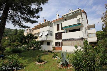 Property Lovran (Opatija) - Accommodation 7739 - Apartments with pebble beach.
