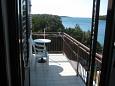 Balcony 1 - Apartment A-774-b - Apartments Maslinica (Šolta) - 774