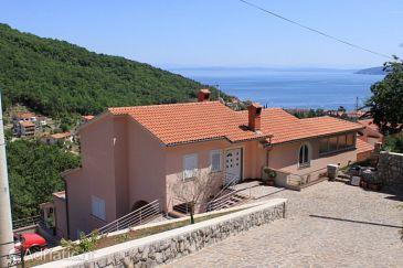 Property Mošćenička Draga (Opatija) - Accommodation 7748 - Apartments with pebble beach.