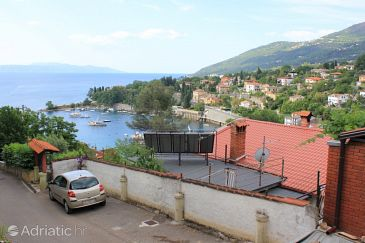 Property Ika (Opatija) - Accommodation 7769 - Apartments near sea with pebble beach.