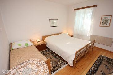 Brseč, Bedroom u smještaju tipa room, WIFI.