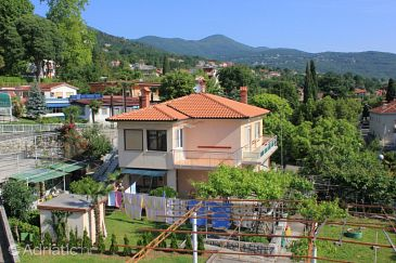Property Lovran (Opatija) - Accommodation 7807 - Apartments in Croatia.