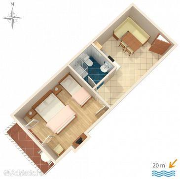 Apartment A-781-a - Apartments Stomorska (Šolta) - 781