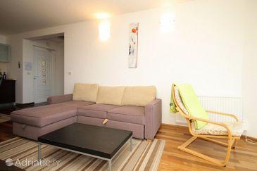 Opatija - Volosko, Living room u smještaju tipa apartment, dopusteni kucni ljubimci i WIFI.