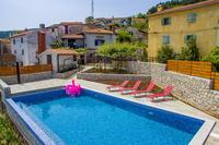 Prázdninový dům s bazénem Obrš (Opatija) - 7835