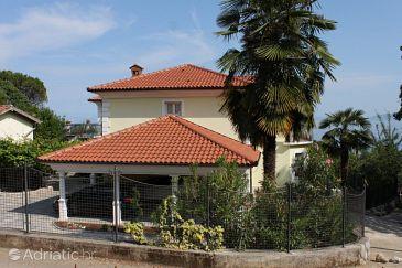 Property Lovran (Opatija) - Accommodation 7837 - Apartments near sea with pebble beach.