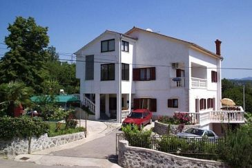 Property Opatija - Pobri (Opatija) - Accommodation 7851 - Apartments with pebble beach.