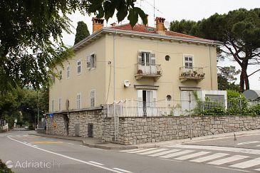 Property Lovran (Opatija) - Accommodation 7855 - Apartments near sea.