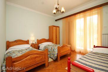 Rupa, Bedroom u smještaju tipa room, dopusteni kucni ljubimci i WIFI.
