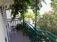 Balcony - House K-788 - Vacation Rentals Brela (Makarska) - 788