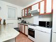 Kitchen - Apartment A-7885-b - Apartments Poljane (Opatija) - 7885