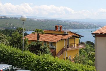 Property Opatija (Opatija) - Accommodation 7898 - Apartments and Rooms with pebble beach.