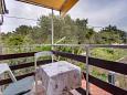 Balcony - Studio flat AS-7942-c - Apartments Mali Lošinj (Lošinj) - 7942