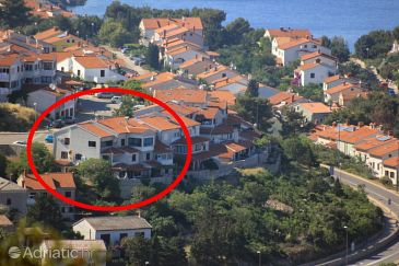 Property Mali Lošinj (Lošinj) - Accommodation 7944 - Apartments with pebble beach.
