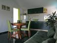 Dining room - Apartment A-796-d - Apartments Jezera (Murter) - 796