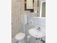 Bathroom - Studio flat AS-7984-b - Apartments Cres (Cres) - 7984
