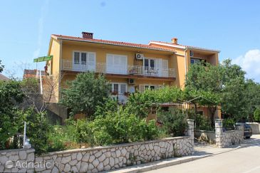 Property Cres (Cres) - Accommodation 7993 - Apartments with pebble beach.