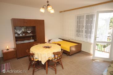 Mali Lošinj, Dining room 1 u smještaju tipa apartment.