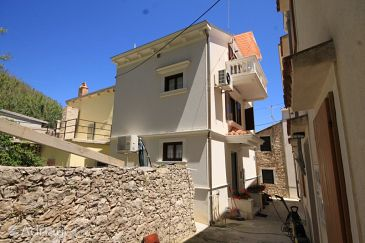Property Susak (Lošinj) - Accommodation 8047 - Apartments with sandy beach.
