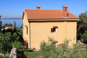 Property Miholašćica (Cres) - Accommodation 8070 - Apartments with pebble beach.
