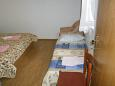 Bedroom 1 - Apartment A-8081-a - Apartments Valun (Cres) - 8081