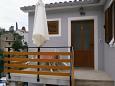 Terrace - Apartment A-8081-a - Apartments Valun (Cres) - 8081