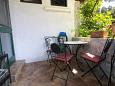 Terrace - Studio flat AS-8091-a - Apartments Artatore (Lošinj) - 8091