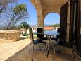 Terrace 1 - House K-8101 - Vacation Rentals Porozina (Cres) - 8101