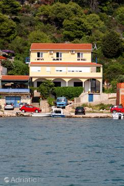 Property Tisno (Murter) - Accommodation 811 - Apartments near sea.