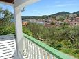 Terrace - view - Apartment A-8119-a - Apartments Sali (Dugi otok) - 8119