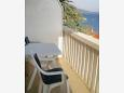 Balcony - Apartment A-812-c - Apartments Tisno (Murter) - 812