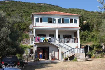 Property Luka (Dugi otok) - Accommodation 8151 - Apartments near sea.