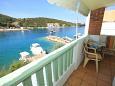 Balcony - Room S-8170-a - Apartments and Rooms Zaglav (Dugi otok) - 8170