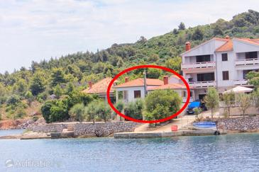 Property Zaglav (Dugi otok) - Accommodation 8192 - Apartments near sea.
