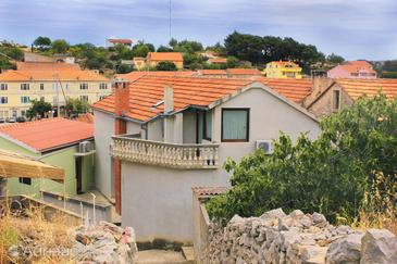 Sali, Dugi otok, Property 8193 - Apartments blizu mora with pebble beach.