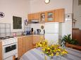 Kitchen - Apartment A-820-a - Apartments Tkon (Pašman) - 820