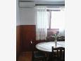Dining room - Apartment A-8218-a - Apartments Tkon (Pašman) - 8218