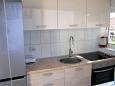Preko, Kitchen u smještaju tipa apartment, WIFI.