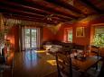 Ugljan, Living room 1 u smještaju tipa house, dostupna klima i WIFI.