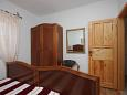 Bedroom 1 - Apartment A-8243-b - Apartments Dobropoljana (Pašman) - 8243