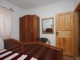 Bedroom 1 - Apartment A-8243-b - Apartments Dobropoljana (Pašman) - 8243
