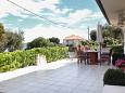 Terrace - Apartment A-825-b - Apartments Tkon (Pašman) - 825