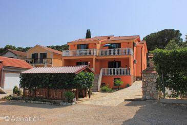 Kraj, Pašman, Property 8259 - Apartments with sandy beach.