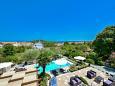 Balcony 1 - view - Apartment A-8279-d - Apartments Kukljica (Ugljan) - 8279