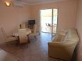 Living room - Apartment A-8280-b - Apartments Skrivena Luka (Lastovo) - 8280