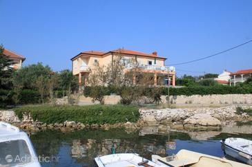 Property Ugljan (Ugljan) - Accommodation 829 - Apartments near sea with pebble beach.